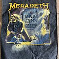Megadeth - Patch - Mary Jane