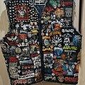 Metal Punk Death Squad - Battle Jacket - Metal punk death squad spiked armor