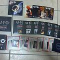 UFO live boxes Tape / Vinyl / CD / Recording etc
