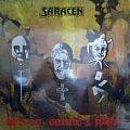 Saracen-Heroes, Saints and Fools Tape / Vinyl / CD / Recording etc