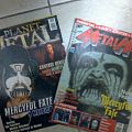 Mercyful Fate - Other Collectable - Mercyful Fate magazines