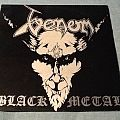 Venom First pressing of Black Metal Tape / Vinyl / CD / Recording etc