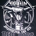 Nifelheim NEW YORK event shirt