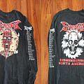TShirt or Longsleeve - Dismember LS - Dismembering North America Tour 93