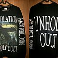 TShirt or Longsleeve - Immolation LS - Unholy Cult US Tour 2002