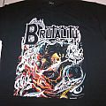 Brutality - Screams Of Anguish (REUNION) Shirt