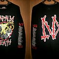 TShirt or Longsleeve - Napalm Death LS - US Tour 1991