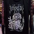 "Impiety""kaos kommand 696""ltd edt long sleeve"