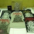 "TShirt or Longsleeve - Impiety""ravage&conquer""t-shirt,cd and vinyl"