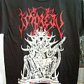 "Impiety""ravage&conquer""t-shirt"