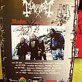 Other Collectable - Mayhem flyers 2006 asian tour
