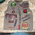 Slayer - Battle Jacket - Working on my Kutte