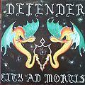 "Defender ""City ad Mortis"" EP Tape / Vinyl / CD / Recording etc"