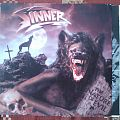 "Sinner ""The Nature of Evil"" LP"