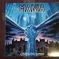 "Mania ""Changing Times"" vinyl"