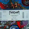 Manowar ticket! Other Collectable