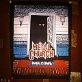Patch - Metal Church backpatch!