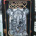 """Atlantean Kodex """"back"""" patch"""