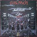 "Cheap vinyls: Obsession ""Marshall Law"" Tape / Vinyl / CD / Recording etc"