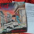 """Other Collectable - Riot """"Thundersteel"""" 1st-press LP"""