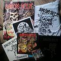 "Brocas Helm ""Black Death lim. boxset Tape / Vinyl / CD / Recording etc"