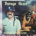 "Savage Grace ""Master of Disguise"" LP Tape / Vinyl / CD / Recording etc"