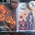 New tapes and pins Tape / Vinyl / CD / Recording etc