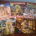 Other Collectable - Maiden vinyls