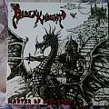 "Black Knight ""Master of Disaster"" LP Tape / Vinyl / CD / Recording etc"