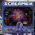 """Screamer """"Target Earth"""" LP Tape / Vinyl / CD / Recording etc"""