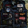 Kreator - Battle Jacket - kutte project #1