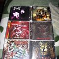 Disgorge,Cephalic Carnage,Mayhem... Other Collectable