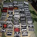Death - Patch - black,death,grind,pagan,thrash patches