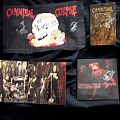 Cannibal Corpse - Other Collectable - Cannibal Corpse signed stuff