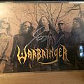 Warbringer Pictured Signed by John Kevill