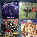 Metallica - Tape / Vinyl / CD / Recording etc - Vinyl Collection Update