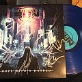 Signed Shattered Sun Hope Within Hatred Vinyl
