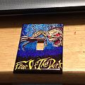Iron Maiden - Other Collectable - D.I.Y. Iron Maiden Fear of the Dark lightswitch cover