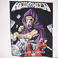 Helloween Walls of Jericho Backpatch