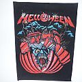 Helloween Backpatch EP