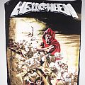 Patch - Helloween Walls of Jericho Backpatch