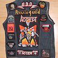 german heavy metal tribut jacke Battle Jacket