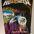 Patch - Helloween Backpatch Keeper of the Seven Keys I