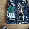 Battle Jacket - My First battle Jacket. not close to done yet..