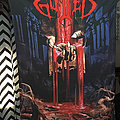 Gutted - Other Collectable - Gutted - bleed for us to live poster flag
