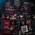 Mayhem - Battle Jacket - My New Jacket