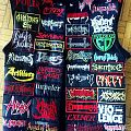 Battle jacket from Hell updated... Again!!!