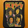 "KISS ""Lick It Up"" original printed patch *SOLD*"