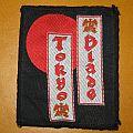 Tokyo Blade - Patch - TOKYO BLADE Night Of The Blade's Logo original patch
