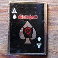MOTÖRHEAD Ace Of Spades vintage brooch Pin / Badge